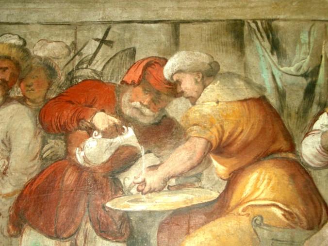 Romanino, Pontius Pilate (Wikimedia Commons)