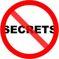 no-secrets